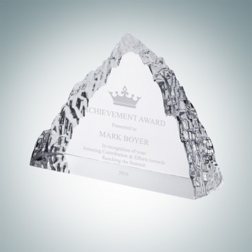 Peak Iceberg Award