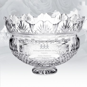 Waterford Limited Edition King's Bowl