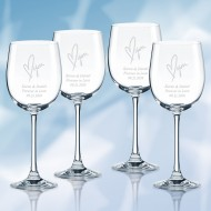 Lenox Tuscany Classics Chardonnay Wine Glass 12oz, 4pcs Set