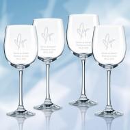 Lenox Tuscany Classics Chardonnay Wine Glass 12oz, 4pcs Set