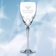 Lenox Venetian Lace Signature Goblet 12oz