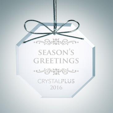 Premium Octagon Ornament