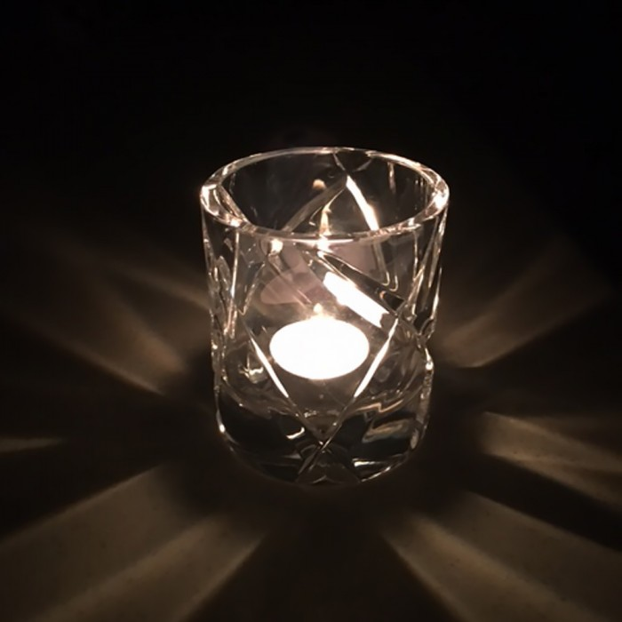 Cylinder Votive Candle Holder |