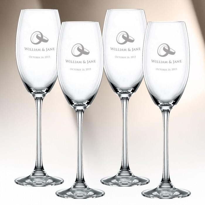 Nachtmann Vivendi Champagne Glas