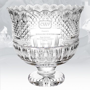 Waterford Limited Edition Trifle Footed Bowl