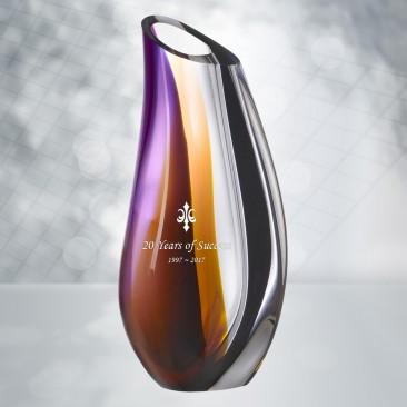 Kosta Boda Orchid Vase