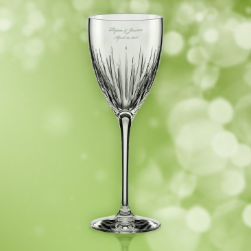 Kate Spade Mercer Drive Wine Glass 7.5oz
