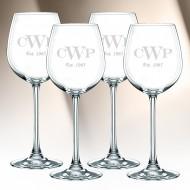 Nachtmann Vivendi White Wine Glass 16.7oz, 4pcs Set