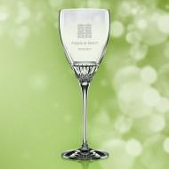 Kate Spade Collins Avenue Wine Glass 7.5oz