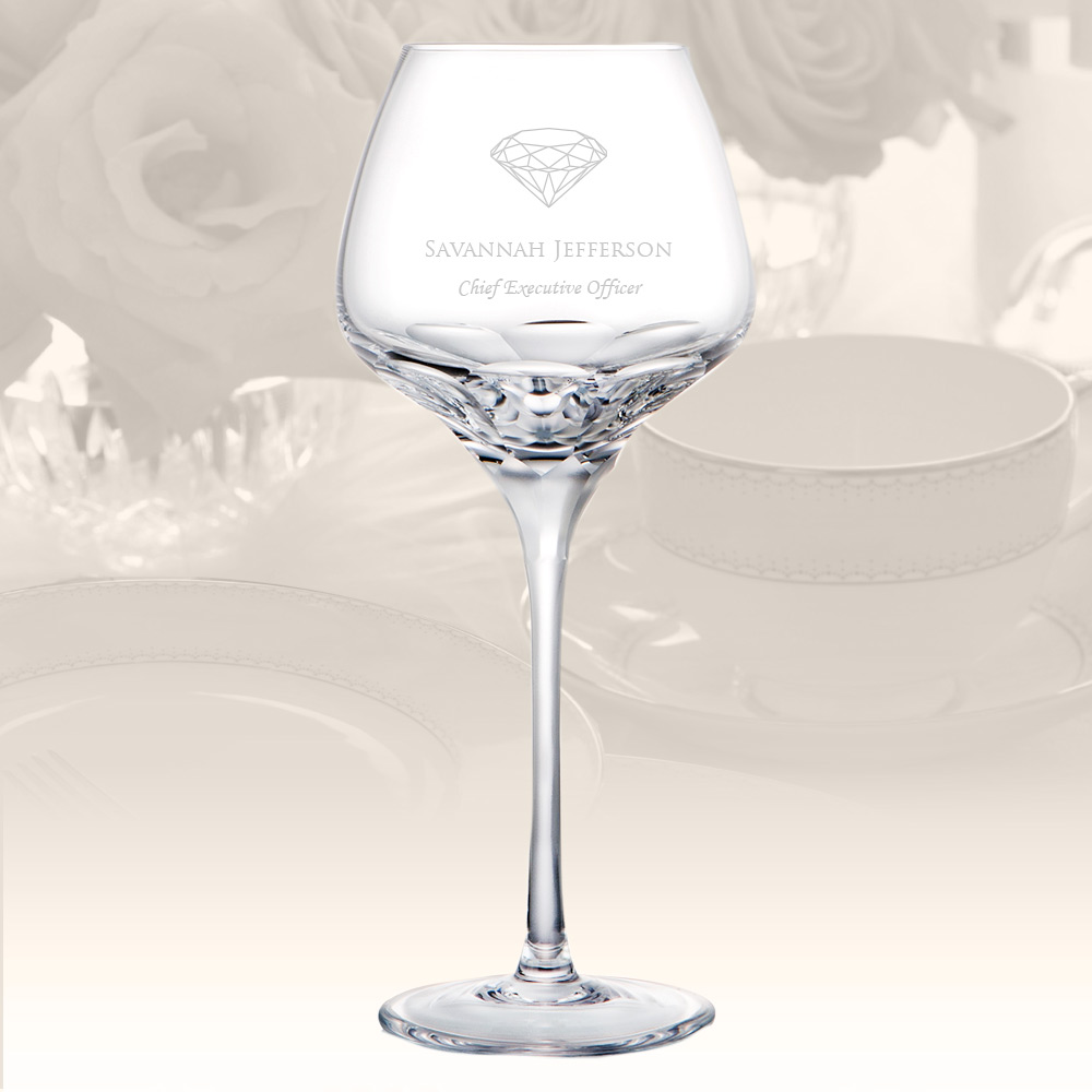 Personalize | Glass | Wine