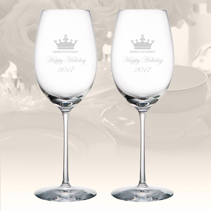 Rogaska Expert White Wine Glass,