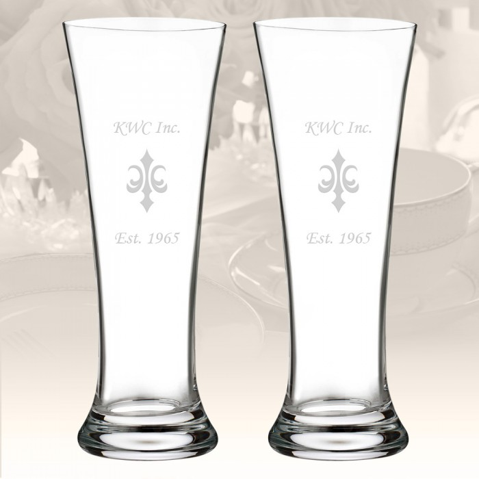 Rogaska Expert Pilsner Beer Glas