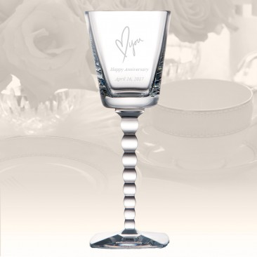 Rogaska Adria Wine Glass 6oz