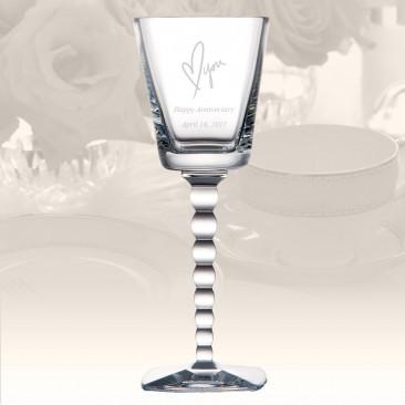Rogaska Adria Wine Glass 6oz