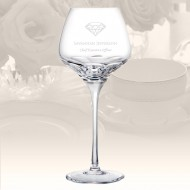 Rogaska Blossom Wine Glass 13oz