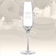 Rogaska Blossom Champagne Flute 6oz