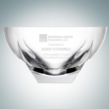 RCR Fusion Crystal Bowl