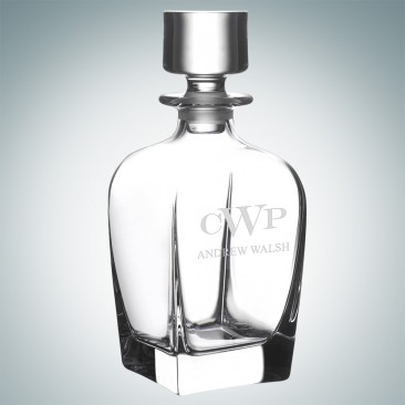 RCR Fusion Whiskey Decanter