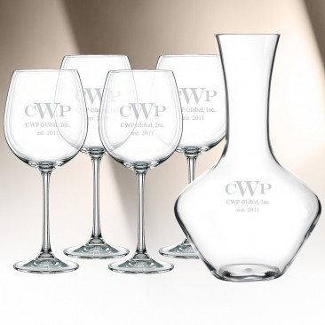 Nachtmann Vivendi Decanter 5pcs Set