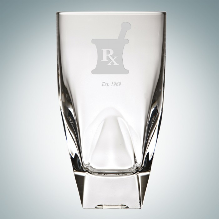 RCR Diamante Highball Glass, 12o