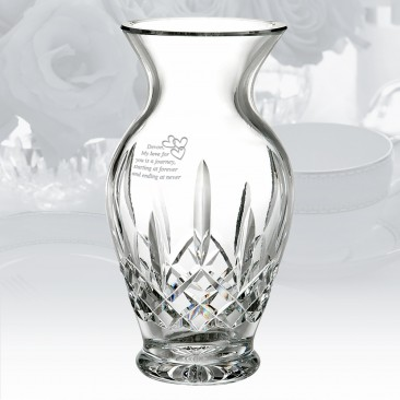 Waterford Lismore Vase