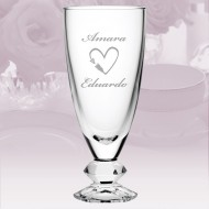 Vera Wang Wedgwood Orient Footed Vase