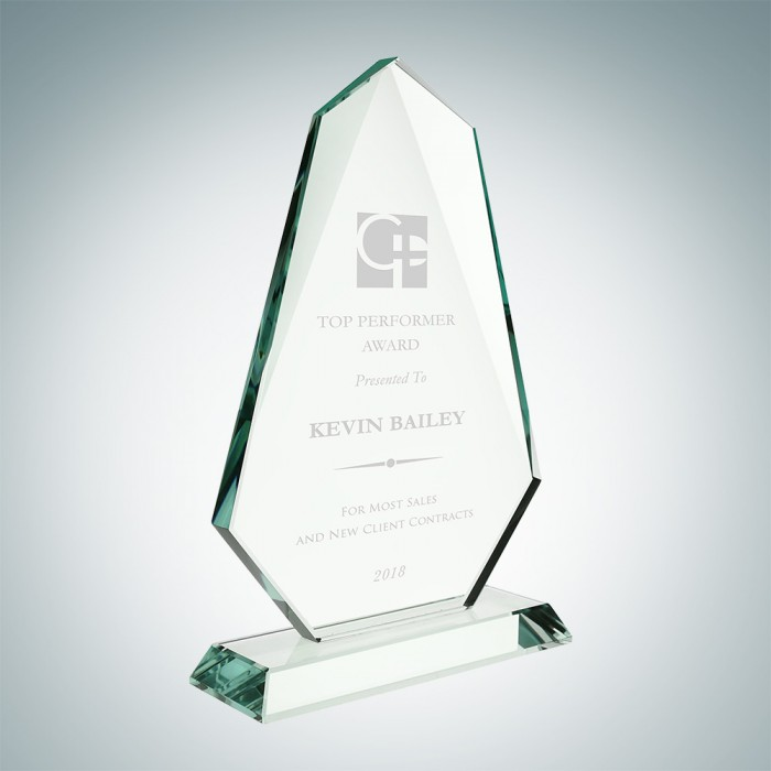 Spear Award with Base