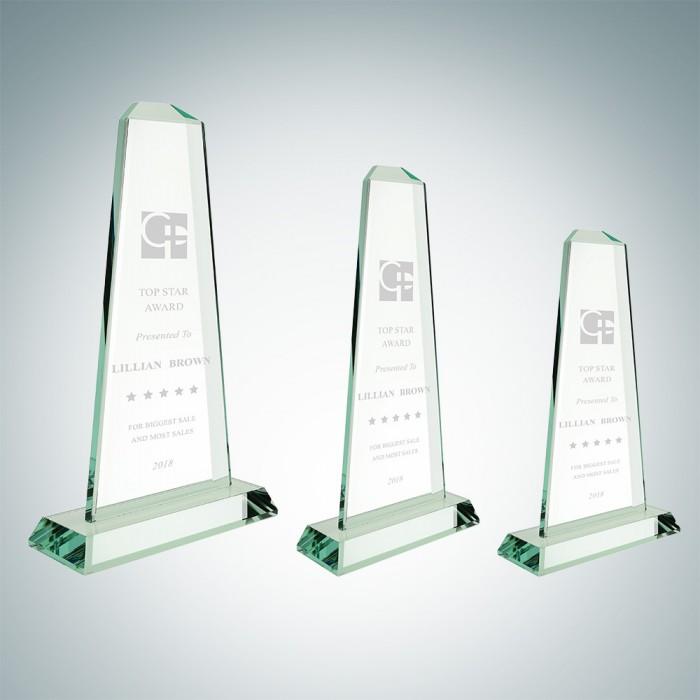 Pinnacle Award with Base