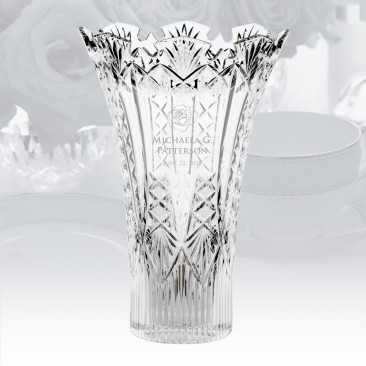 Waterford Limited Edition Maritana Vase