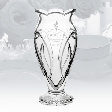 Waterford Limited Edition Ballerina Vase
