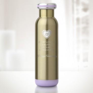 bq Classic Champagne Gold Vacuum Bottle