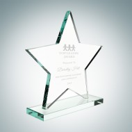 Star Award with Base