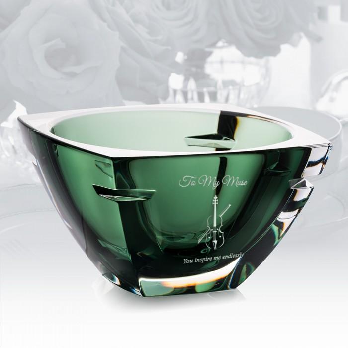Waterford Fern Bowl