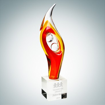 Art Glass Partnership Award