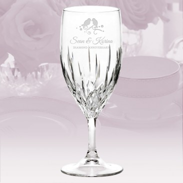 Vera Wang Wedgwood Fidelity Iced Beverage Glass