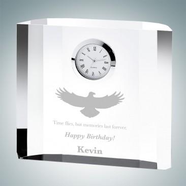 Fantasy Block Clock