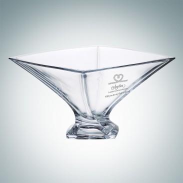 Crystalite Quadro Flair Bowl