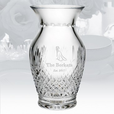 Waterford Limited Edition Killarney Vase