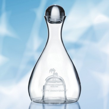 Lenox Tuscany Classics Decanter with Stopper 48oz