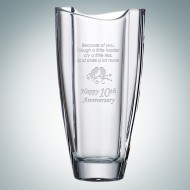 Crystalite Smile Vase