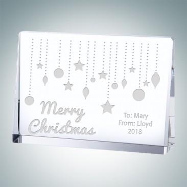 Best Wishes Plaque