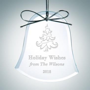 Premium Bell Ornament