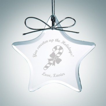 Premium Star Ornament