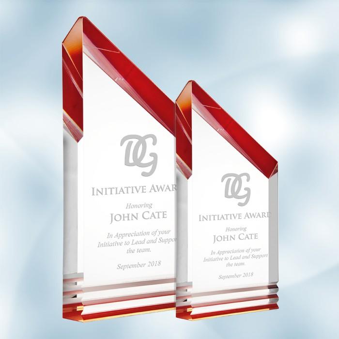 Acrylic Red Concept Award