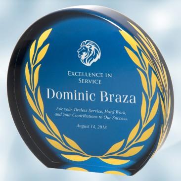 Acrylic Laureate Award