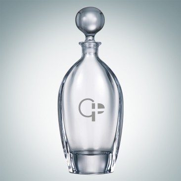 Crystalite Orbit Decanter, 23.6oz