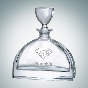 Crystalite Nemo Decanter, 23.6oz