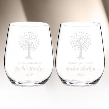 Riedel O Viognier/Chardonnay Tumbler Pair, 11oz