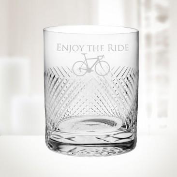 Bourbon Street DOF Whiskey Glass 15oz