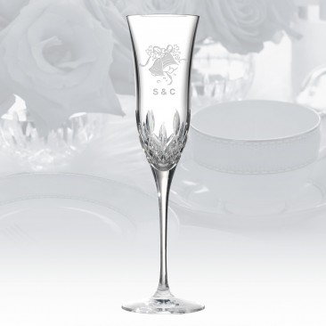 Waterford Lismore Essence 8oz Champagne Flute